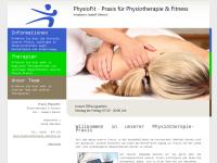 Physiofit Praxis für Physiotherapie - Isabell Hönsch
