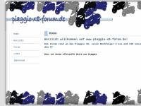 Piaggio X8 Forum