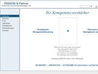 Pinnow & Partner Unternehmens- und Technologieberatungsgesellschaft mbH