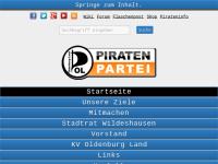 Piratenpartei Ganderkesee