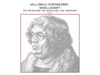 Willibild-Pirckheimer-Gesellschaft e.V.