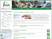 Produktionsintegrierter Umweltschutz (PIUS)