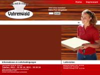 Pizzeria-Vahrenwald