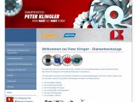 Diamantwerkzeuge, Peter Klingler