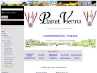 Planet Vienna - Die 23 Wiener Bezirke