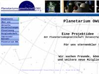 Planetariumsgesellschaft Ostwestfalen-Lippe e.V.