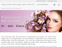 Praxis für Ästhetisch-Plastische Chirurgie Karlsruhe