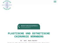 Plastische und Handchirurgie am St.-Theresien-Krankenhaus Nürnberg