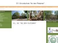 """51. Grundschule """"An den Platanen"""" (Strießen)"""