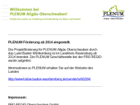 Plenum Ravensburg