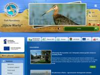 "Nationalpark ""Ujście Warty"" (dt. ""Warthemündung"")"