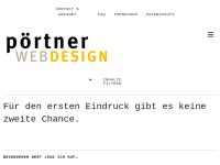 Pörtnerwebdesign, Anette Pörtner
