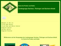 Landesgruppe Sachsen, Thüringen und Sachsen-Anhalt, Verein für Pointer und Setter e.V.
