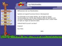 Les Polichinelles - Heike Geißler