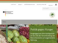 Politik gegen Hunger V: Ernährungssicherung und Geflügelproduktion - Was lehrt uns die Aviäre Influenza?