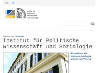 Seminar für Politische Wissenschaft derRheinische Friedrich-Wilhelms-Universität Bonn