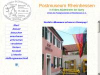Postmuseum Rheinhessen