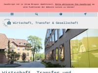 Potsdam Transfer Zentrum für Gründung, Innovation, Wissens- und Technologietransfer - Universität Potsdam