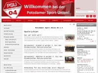 Potsdamer Sport-Union 04 e.V.
