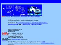 Power-Trax, Axel Hammer