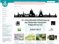 Verband Deutscher Präparatoren e.V.