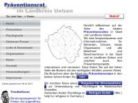 Präventionsrat im Landkreis Uelzen