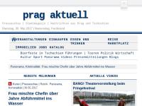 Prag aktuell