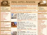 Prag-Hotel-Pension