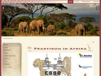 Praktikum in Afrika