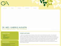 Dr. med. Gabriele Augustin