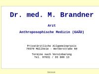 Dr. med. univ. Michael Brandner