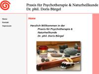 Praxis für Psychotherapie und Naturheilkunde München