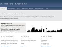 Rehs, Dr. med. Hans-Ulrich