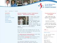 Facharztpraxis für Innere Medizin, Dr. med. Michael Jordan, Facharzt Nariman Sabouhi, Dr. med. Udo Niedergerke