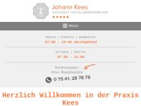 Johann A. W. Kees