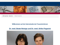 Reisige, Dr. med. Beate und Paganini, Dr. med. Ulrike
