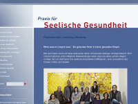 Praxis für seelische Gesundheit- Gemeinschaftspraxis für Psychiatrie, Psychotherapie und Psychosomatik