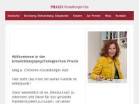 Praxis Mag.a. Christine Kruselburger-Hye