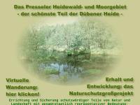 Naturschutzgroßprojekt Presseler Heidewald- und Moorgebiet