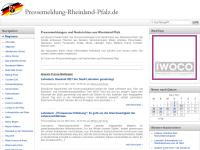 Pressemeldung Rheinland Pfalz.de
