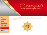 Prinzengarde der Stadt Mönchengladbach e.V.