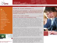 Verband der Privaten Hochschulen e.V. (VPH)