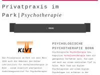 Privatpraxis im Park - Praxis für Psychologische Psychotherapie
