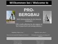 Pro-Bergbau