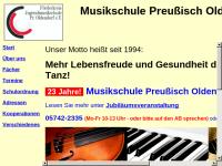 Jugendmusikschule Preußisch Oldendorf