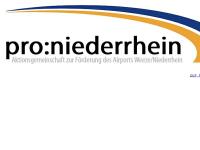 Aktionsgemeinschaft »pro:niederrhein«