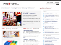 PRO TOPIC LTD