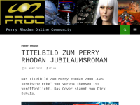 Perry Rhodan Online Club