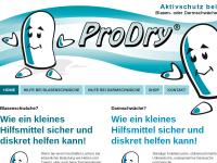 ProDry: Harninkontinenz