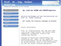 Stölting, Prof. Dr. Volker